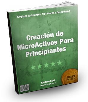 Libro crear microactivos